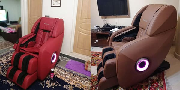 صندلی ماساژور بن کر Boncare k18 19