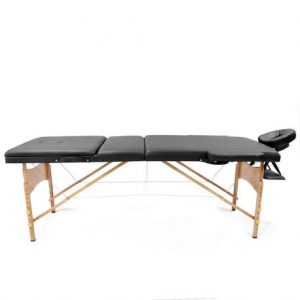 تخت ماساژportable-massage-bed-wooden-black