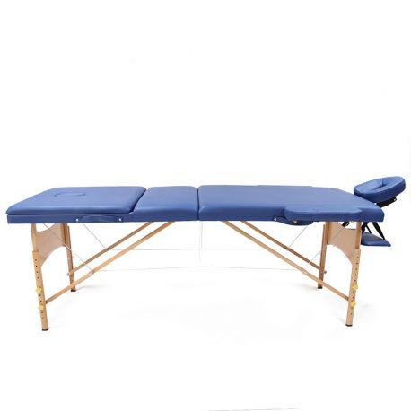 تخت ماساژ پرتابل چوبی MB
