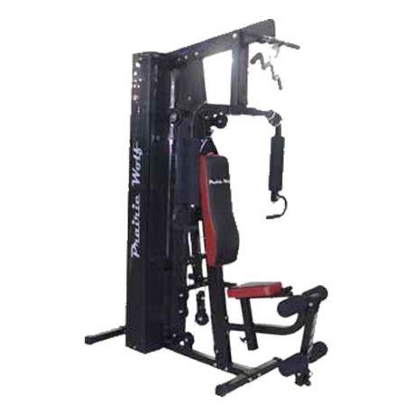 دستگاه بدنسازیpririe-wolf-t1480dx