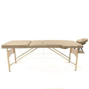 تخت ماساژ چوبی پرتابل WB