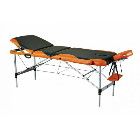 تخت ماساژ پرتابل الومینیومی sportec-