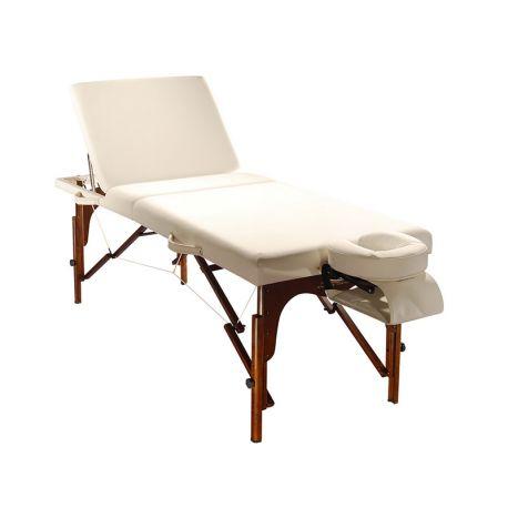 تخت ماساژ پرتابل چوبی MT PER