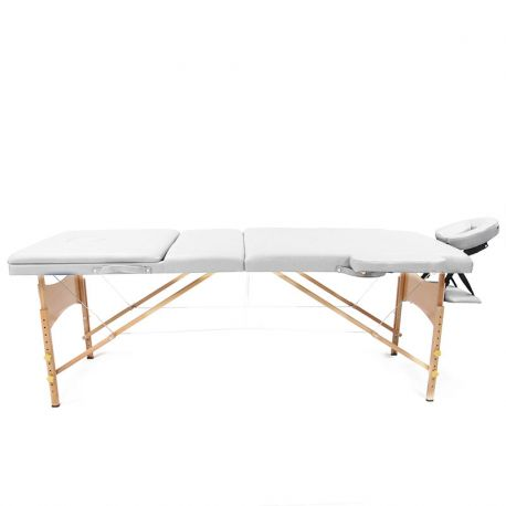 تخت ماساژ پرتابل چوبی