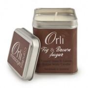شمع ماساژ اورلی Fig & Brown-