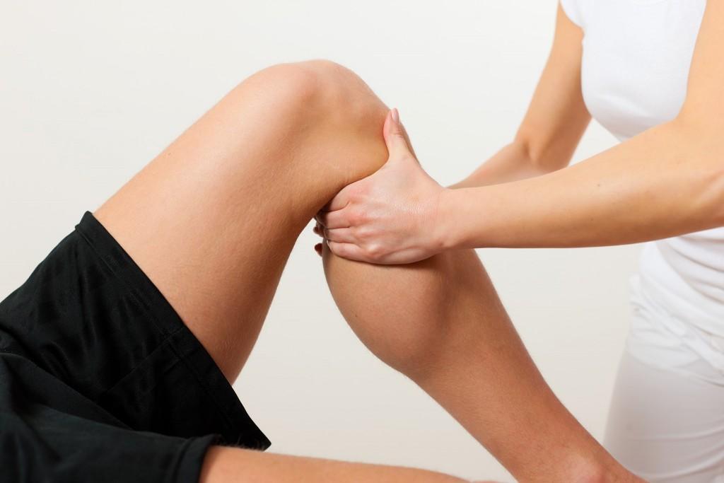 ماساژ درمانی ورزشی