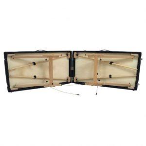 تخت ماساژ پرتابل بدون سوراخ.