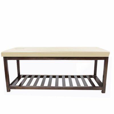 تخت ماساژ چوبی ثابت