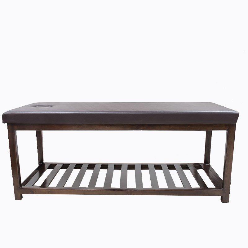 تخت ماساژ چوبی ثابت10