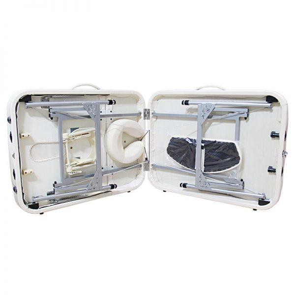 تخت ماساژ آلومینیومی ریلکس Relax PVD1S28 4