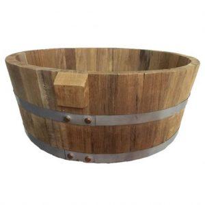 تشت چوبی ماساژ پا
