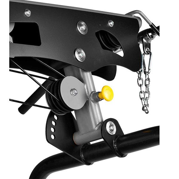 دستگاه بدنسازی چند کاره بی اچ فیتنس TT Pro 5