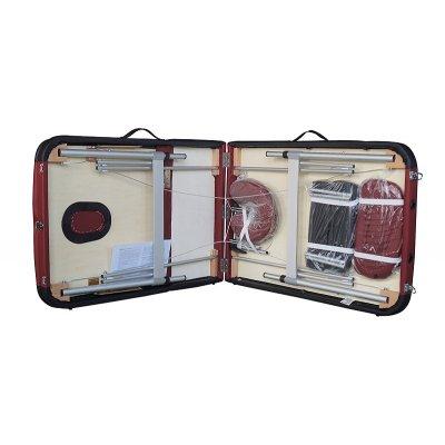 تخت ماساژ پرتابل پایه آلومینیومی-arb