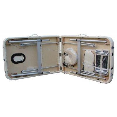 تخت-ماساژ پرتابل پایه آلومینیومی-aw