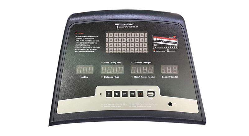 تردمیل توربو فیتنس Turbo Fitness F22
