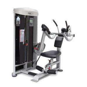 دستگاه شکم کرانچ استیل فلکس-steel-flex-mam-900