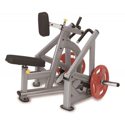 دستگاه پارویی اچ وزنه آزاد استیل فلکس-steel-flex-plsr