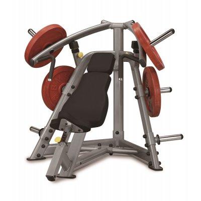 دستگاه پرس بالا سینه وزنه آزاد استیل فلکس-steel-flex-plip