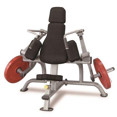 دستگاه پشت بازو وزنه آزاد استیل فلکس-steel-flex-plte