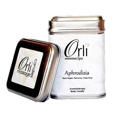 شمع ماساژ اورلی آفرودیسیا Orli Aphrodisia 226g