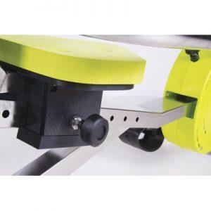 دوچرخه ثابت نشسته آبی هیدرو جیم HYDRO GYM 1