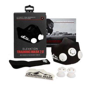 ماسک تمرین هوازی Training Mask 2.0 Orginal 10
