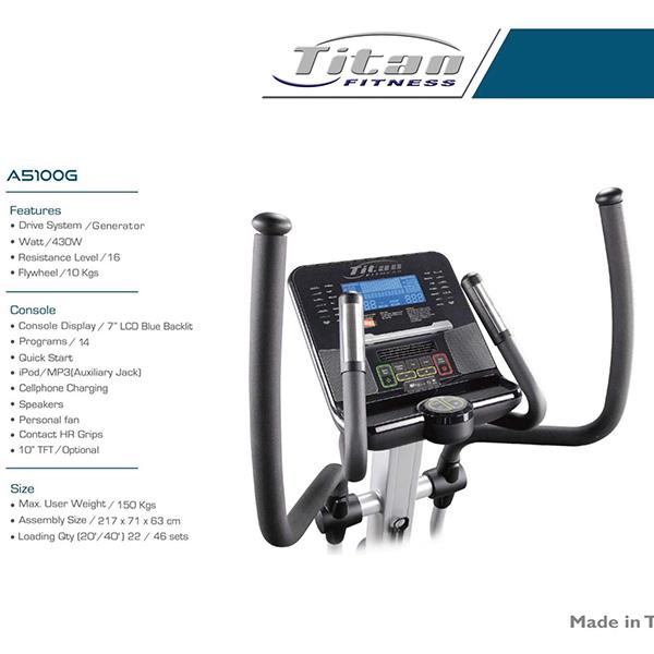 الپتیکال باشگاهی تایتان فیتنس Titan Fitness A 5100 1