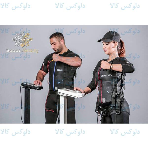 دستگاه تحریک عضلانی Beast&Beauty EMS Training 5