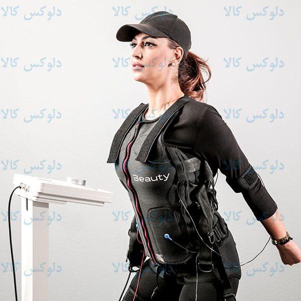 دستگاه تحریک عضلانی Beast&Beauty EMS Training 8