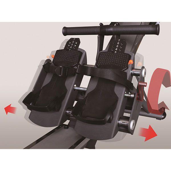دستگاه روئینگ پروتئوس مدل Proteus Rower W10 5