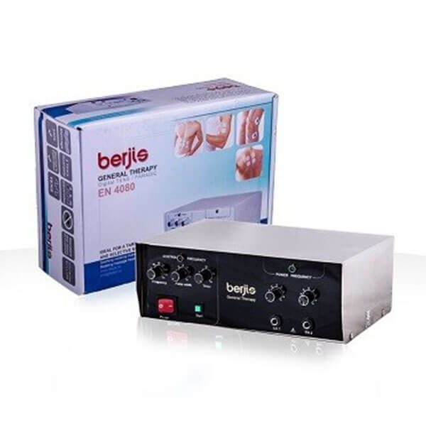 دستگاه فیزیوتراپی 10 کانال 125 هرتز برجیس Berjis