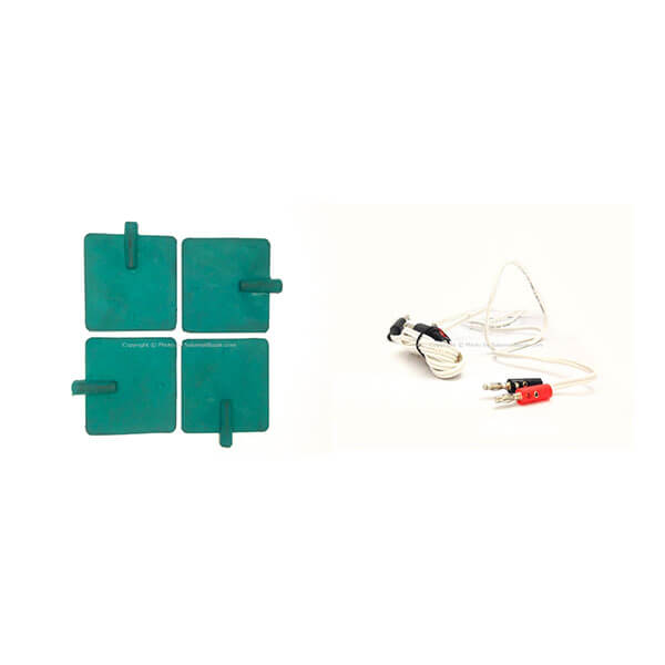 دستگاه فیزیوتراپی 10 کانال 250 هرتز برجیس Berjis 1