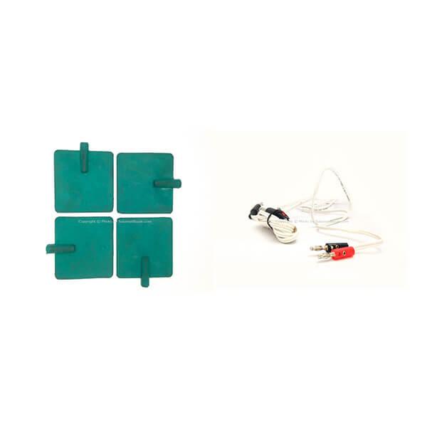 دستگاه فیزیوتراپی 2 کانال 125 هرتز برجیس Berjis 1