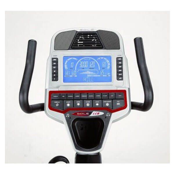 دوچرخه ثابت باشگاهی سول Sole LCR 1