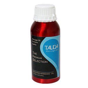 روغن ماساژ وانیل تالیدا TALIDA 500ml