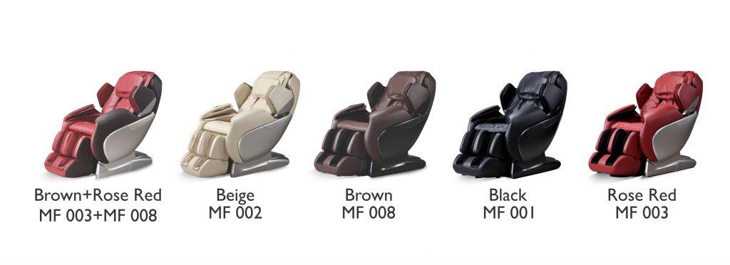 صندلی ماساژور آی رست iRest SL A386 4