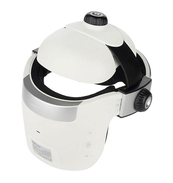 ماساژور چشم و سر آی رست iRest SL C150-2 1
