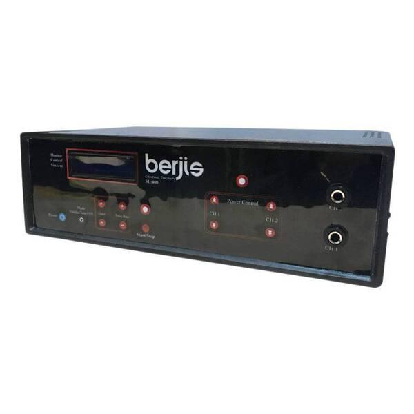 دستگاه فیزیوتراپی دیجیتال 2 کاناله 400 new هرتز برجیس (2)