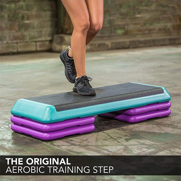 استپ ایروبیک اسمارت فایبرگلاس Aerobic Step Smart 2