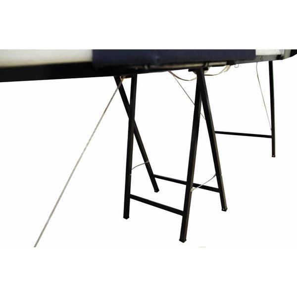 تخت ماساژ پرتابل پایه فلزی AWDB 2