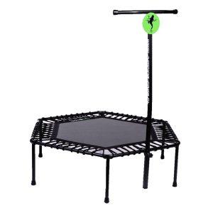 ترامپولین دسته دار ورزشی Mini Trampoline With Handle