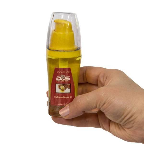 روغن آرگان 40 میل Argan Oil 2