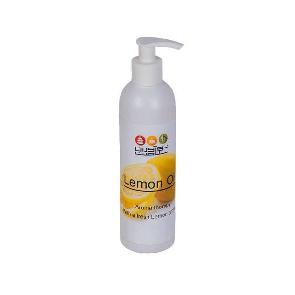 روغن ماساژ لیمو 250 میل Lemon Oil