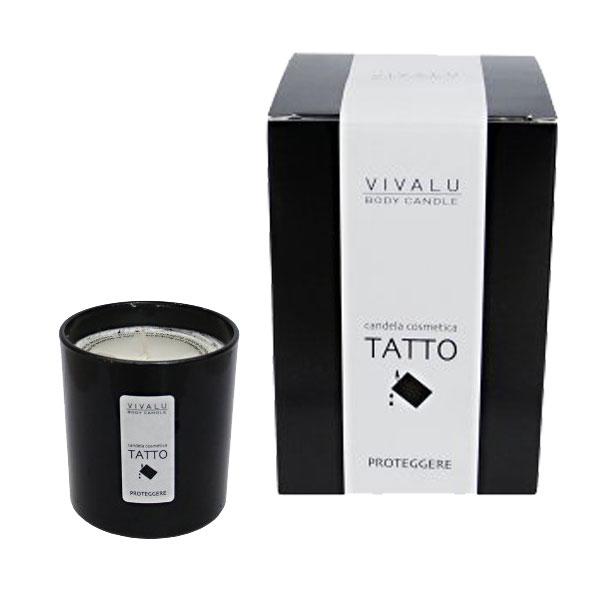 شمع ماساژ تتو ویوالو آندیروبا VIVALU Tatto
