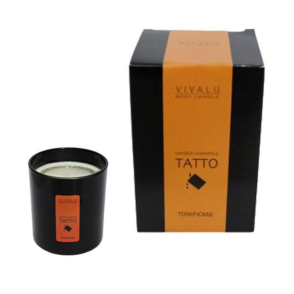 شمع ماساژ تتو ویوالو سویا VIVALU Tatto