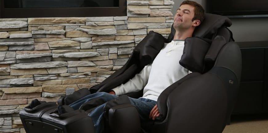 صندلی های ماساژور ، لذتی که تنها یک بار کافی است تجربه کنید.