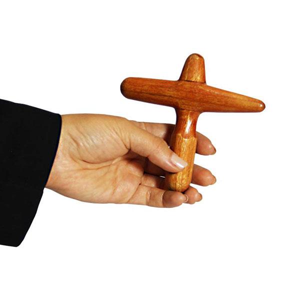 چوب استیک صلیبی تایلندی Massage Wooden stick 1