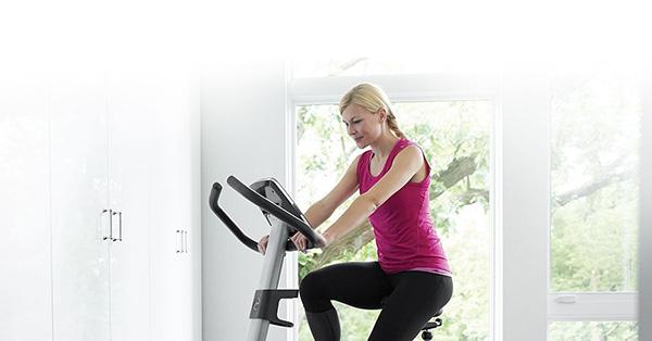 تفریح، سلامتی و یک ورزش هوازی کامل با دوچرخه ثابت 2