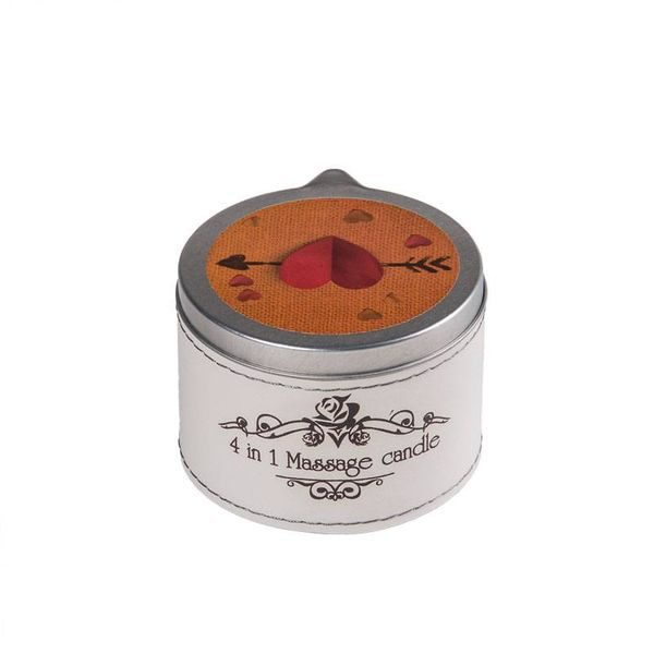 شمع ماساژ گل های بهاری 190 گرمی تالیدا TALIDA