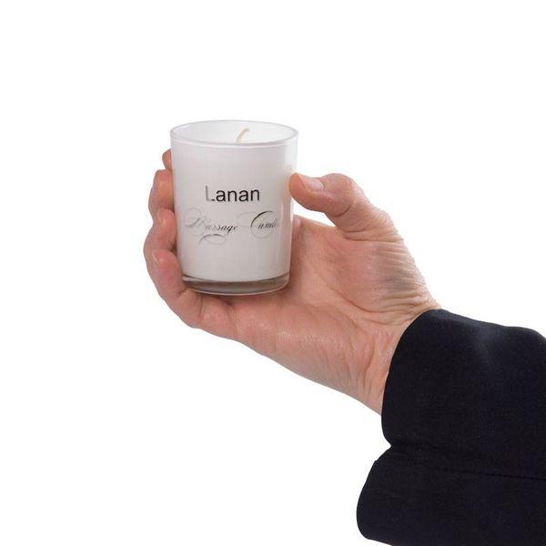 شمع ماساژ 50 گرمی لانان Lanan S 3